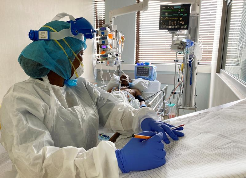 South Africa's total COVID-19 cases cross 1 million mark
