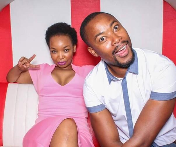 Thembisa Nxumalo Shows She And Vuyo Ngcukana
