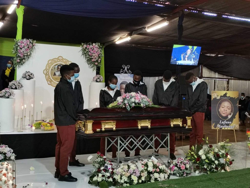Lufono casket