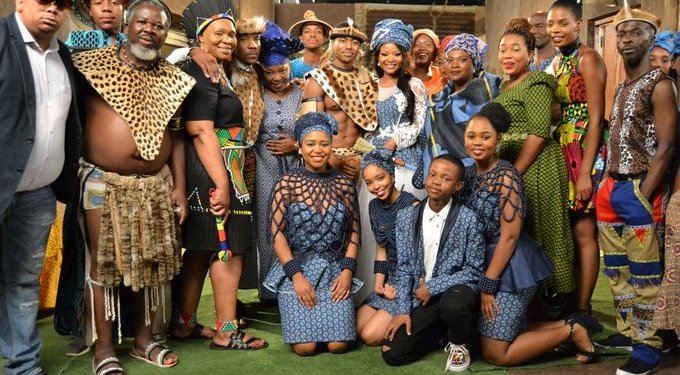 Rhythm City is a South African musical drama series produced by Quizzical Pictures.